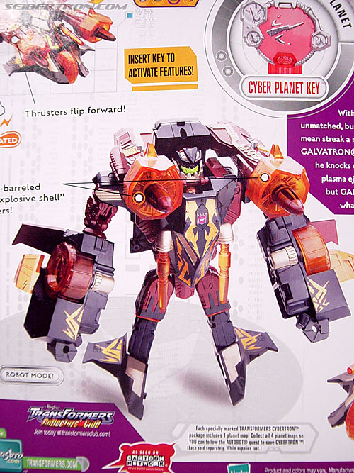 Transformers Cybertron Dark Crumplezone (Arm Bullet) (Image #12 of 108)