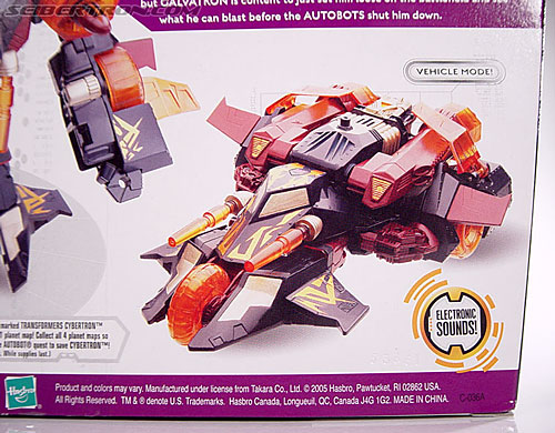 Transformers Cybertron Dark Crumplezone (Arm Bullet) (Image #13 of 108)