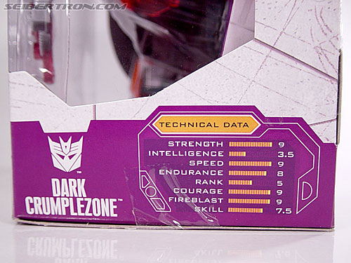 Transformers Cybertron Dark Crumplezone (Arm Bullet) (Image #15 of 108)