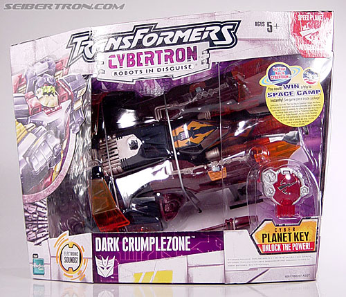 Transformers Cybertron Dark Crumplezone (Arm Bullet) (Image #18 of 108)