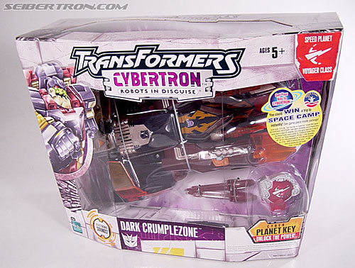 Transformers Cybertron Dark Crumplezone (Arm Bullet) (Image #19 of 108)