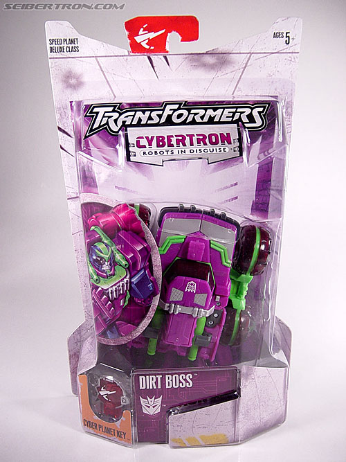Transformers Cybertron Dirt Boss (Inch-Up) (Image #1 of 89)