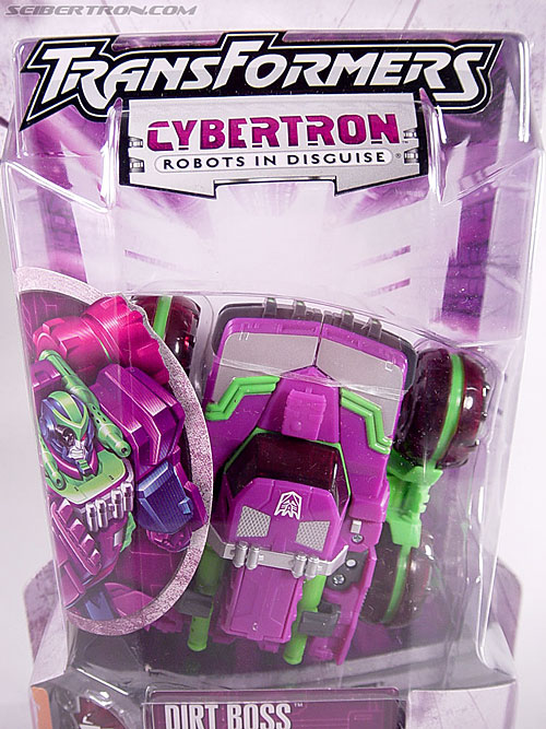 Transformers Cybertron Dirt Boss (Inch-Up) (Image #2 of 89)