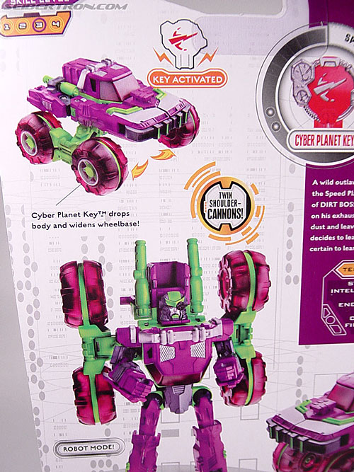 Transformers Cybertron Dirt Boss (Inch-Up) (Image #7 of 89)