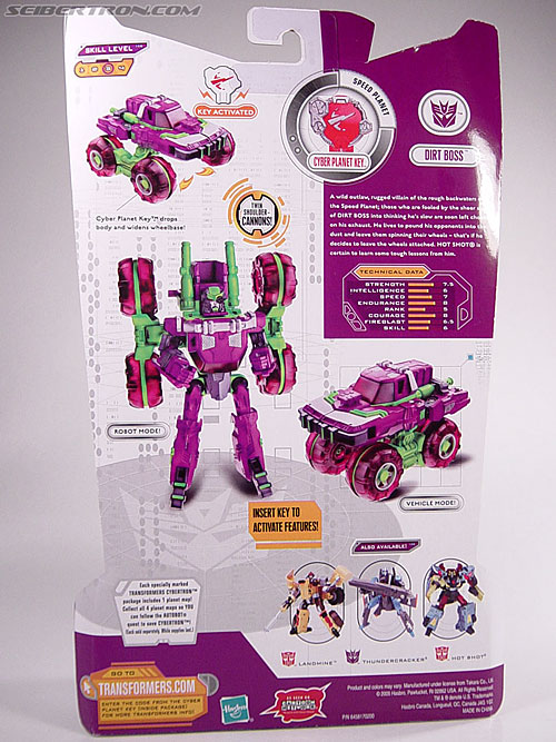 Transformers Cybertron Dirt Boss (Inch-Up) (Image #9 of 89)