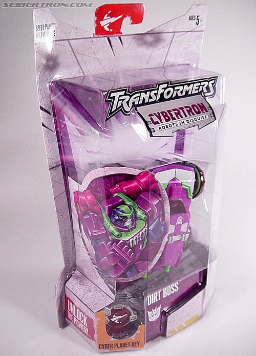 Transformers Cybertron Dirt Boss (Inch-Up) (Image #11 of 89)