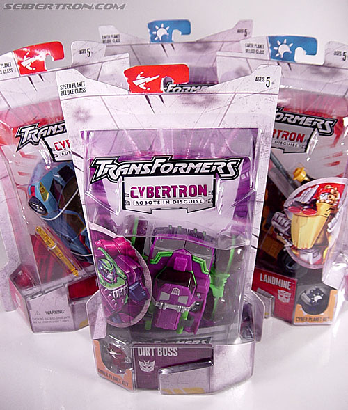 Transformers Cybertron Dirt Boss (Inch-Up) (Image #14 of 89)
