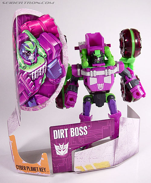 Transformers Cybertron Dirt Boss (Inch-Up) (Image #88 of 89)