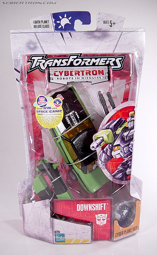 Transformers Cybertron Downshift (Image #1 of 99)