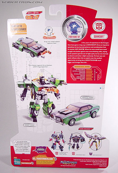 Transformers Cybertron Downshift (Image #7 of 99)