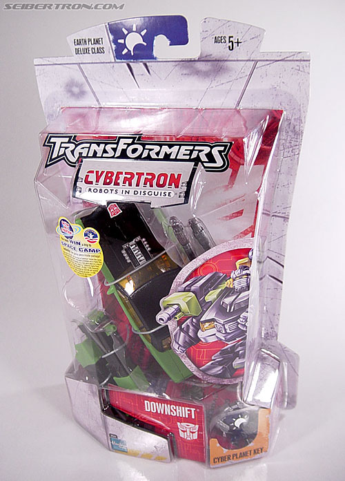 Transformers Cybertron Downshift (Image #16 of 99)
