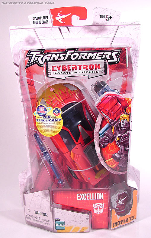 Transformers Cybertron Excellion (Image #1 of 95)