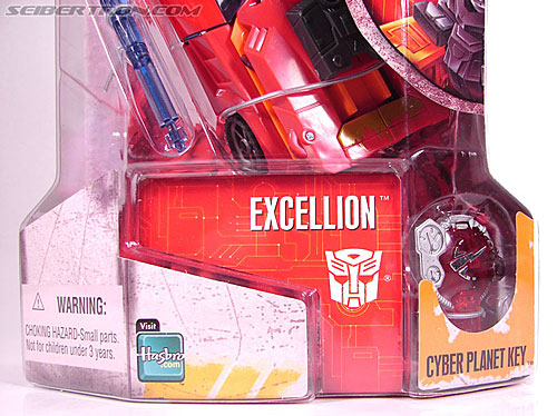 Transformers Cybertron Excellion (Image #2 of 95)