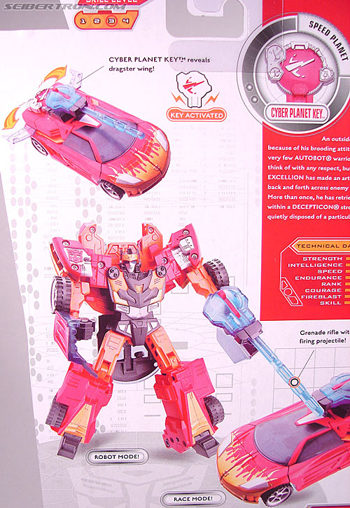 Transformers Cybertron Excellion (Image #8 of 95)
