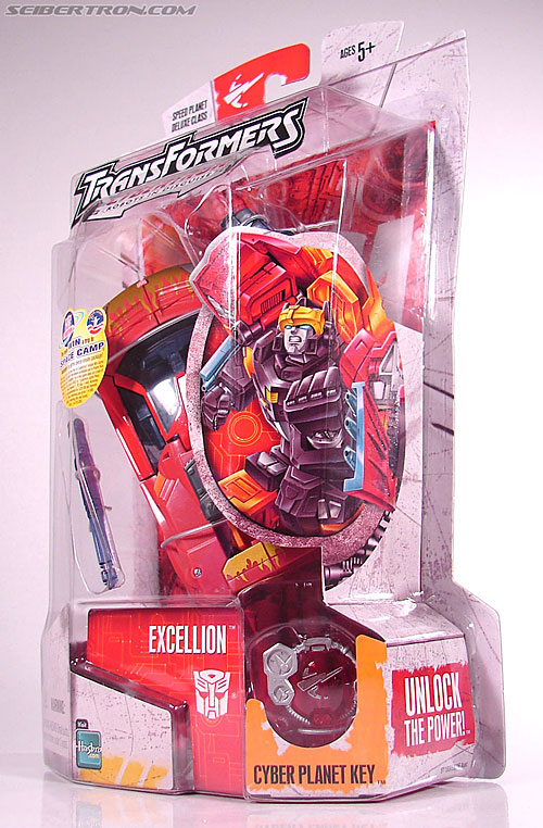 Transformers Cybertron Excellion (Image #11 of 95)