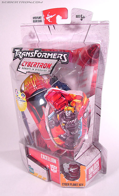 Transformers Cybertron Excellion (Image #12 of 95)