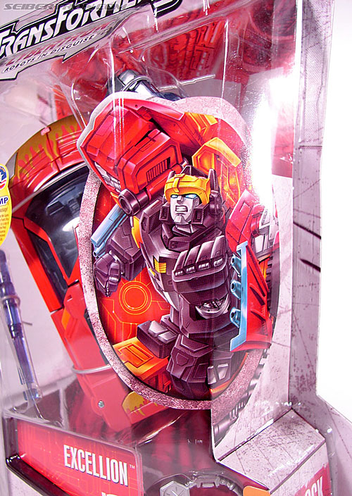 Transformers Cybertron Excellion (Image #13 of 95)