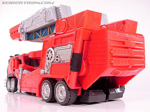 Transformers Cybertron Galaxy Force Optimus Prime (Image #26 of 147)