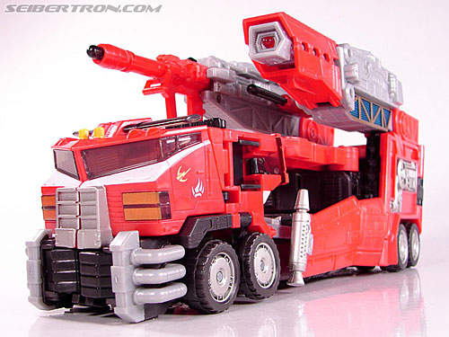 Transformers Cybertron Galaxy Force Optimus Prime (Image #28 of 147)