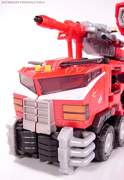 Transformers Cybertron Galaxy Force Optimus Prime (Image #29 of 147)