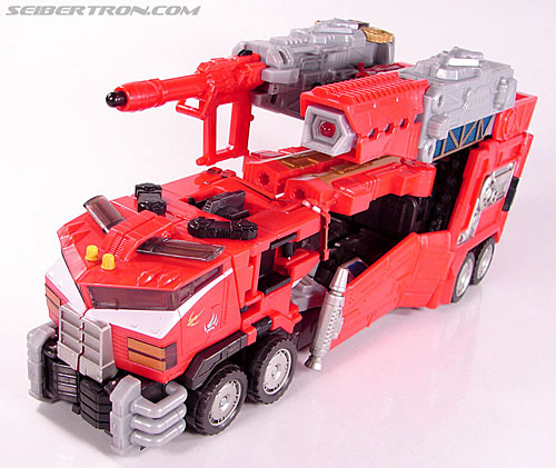 Transformers Cybertron Galaxy Force Optimus Prime (Image #30 of 147)