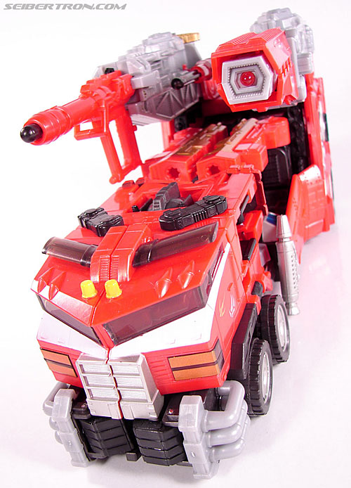 Transformers Cybertron Galaxy Force Optimus Prime (Image #32 of 147)