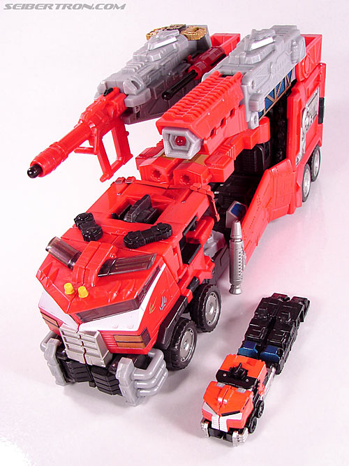 Transformers Cybertron Galaxy Force Optimus Prime (Image #34 of 147)