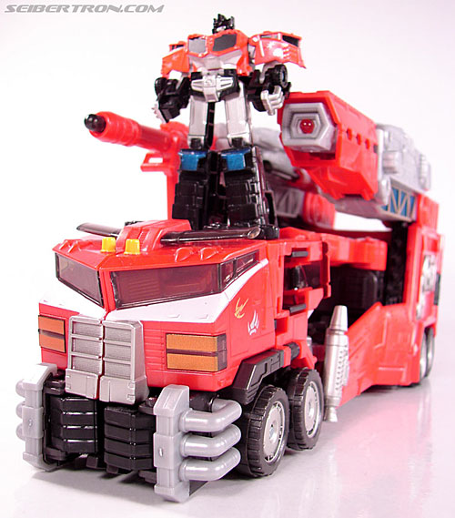 Transformers Cybertron Galaxy Force Optimus Prime (Image #37 of 147)