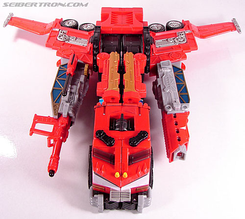 Transformers Cybertron Galaxy Force Optimus Prime (Image #38 of 147)