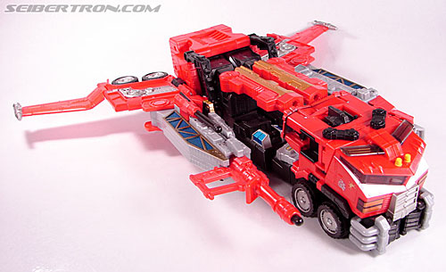 Transformers Cybertron Galaxy Force Optimus Prime (Image #41 of 147)