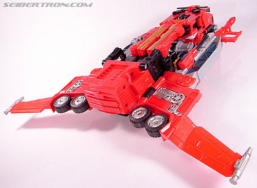 Transformers Cybertron Galaxy Force Optimus Prime (Image #43 of 147)