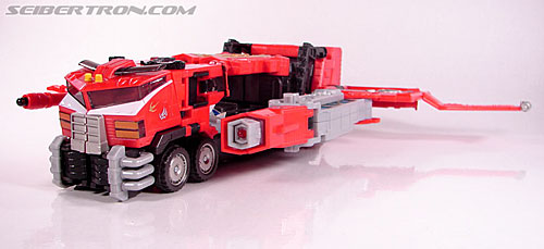 Transformers Cybertron Galaxy Force Optimus Prime (Image #47 of 147)