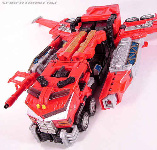 Transformers Cybertron Galaxy Force Optimus Prime (Image #48 of 147)