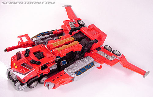 Transformers Cybertron Galaxy Force Optimus Prime (Image #50 of 147)