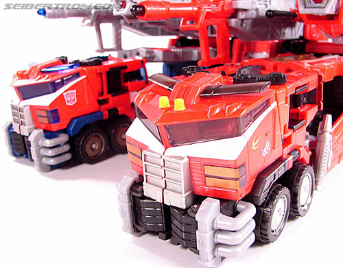 Transformers Cybertron Galaxy Force Optimus Prime (Image #52 of 147)