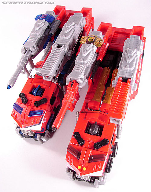 Transformers Cybertron Galaxy Force Optimus Prime (Image #53 of 147)