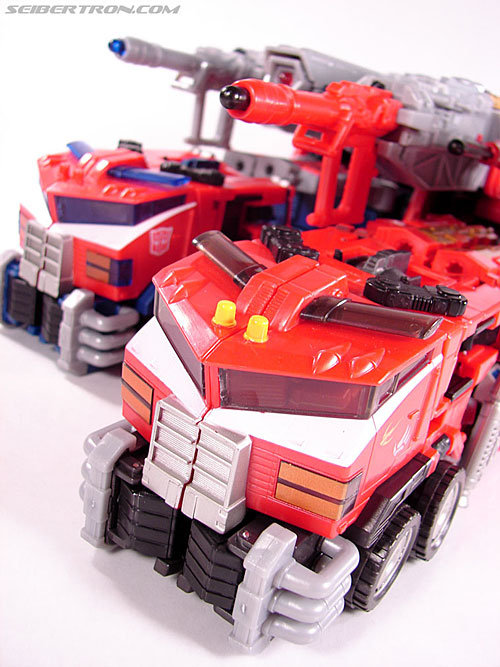 Transformers Cybertron Galaxy Force Optimus Prime (Image #54 of 147)