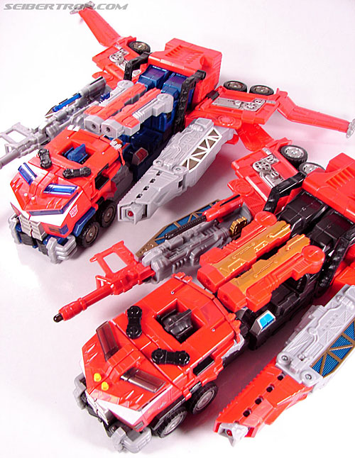 Transformers Cybertron Galaxy Force Optimus Prime (Image #55 of 147)