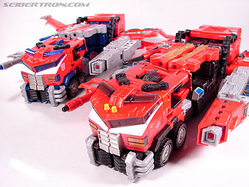 Transformers Cybertron Galaxy Force Optimus Prime (Image #56 of 147)