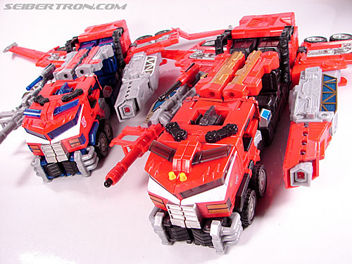 Transformers Cybertron Galaxy Force Optimus Prime (Image #57 of 147)