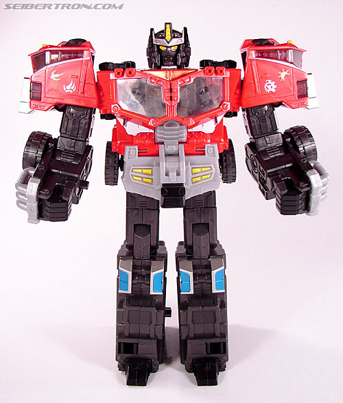 Transformers Cybertron Galaxy Force Optimus Prime (Image #58 of 147)