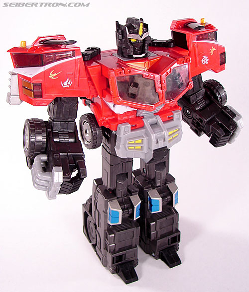 Transformers Cybertron Galaxy Force Optimus Prime (Image #61 of 147)