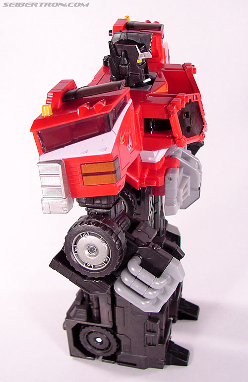 Transformers Cybertron Galaxy Force Optimus Prime (Image #62 of 147)
