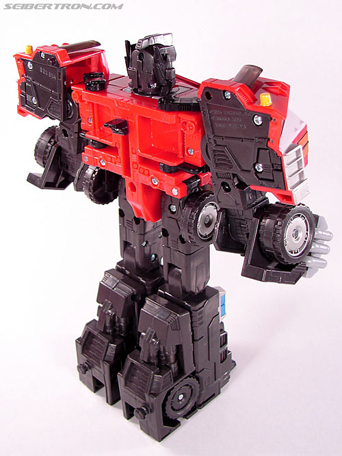 Transformers Cybertron Galaxy Force Optimus Prime (Image #63 of 147)