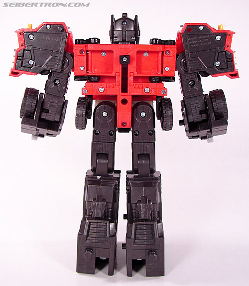 Transformers Cybertron Galaxy Force Optimus Prime (Image #64 of 147)