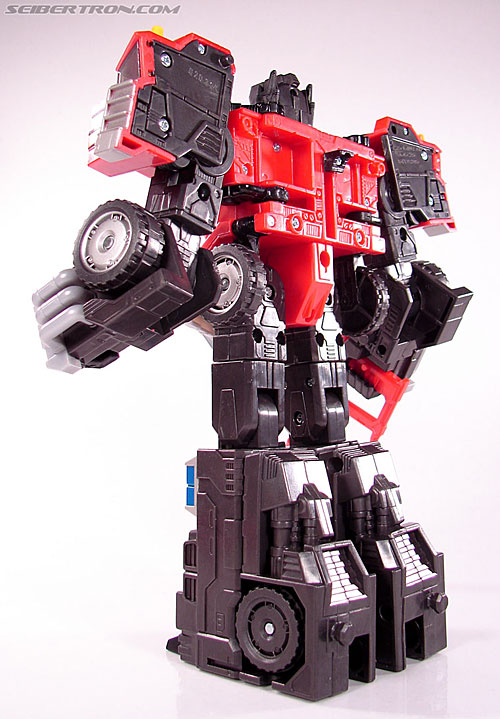 Transformers Cybertron Galaxy Force Optimus Prime (Image #65 of 147)