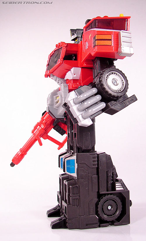 Transformers Cybertron Galaxy Force Optimus Prime (Image #66 of 147)