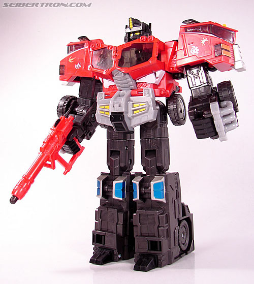 Transformers Cybertron Galaxy Force Optimus Prime (Image #67 of 147)
