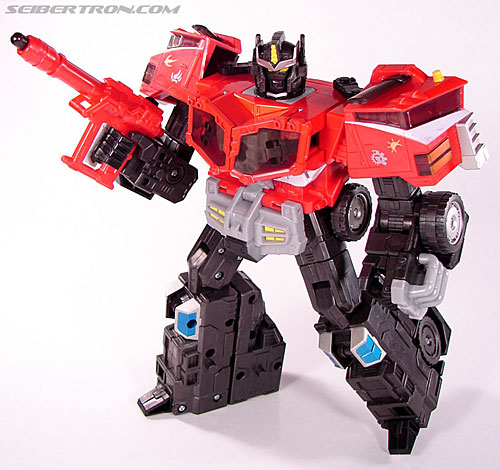 Transformers Cybertron Galaxy Force Optimus Prime (Image #69 of 147)