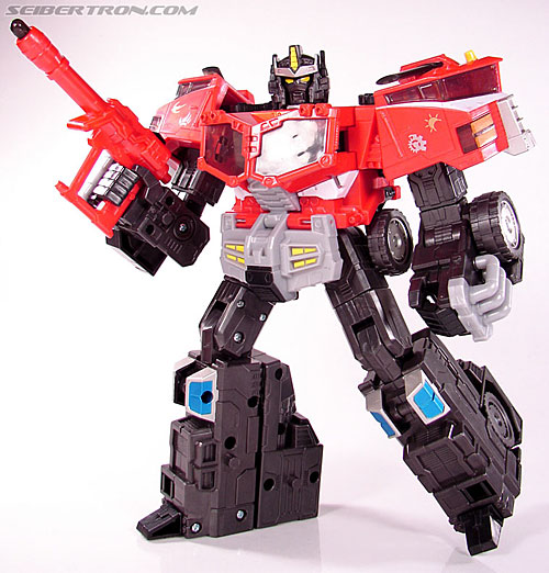 Transformers Cybertron Galaxy Force Optimus Prime (Image #70 of 147)